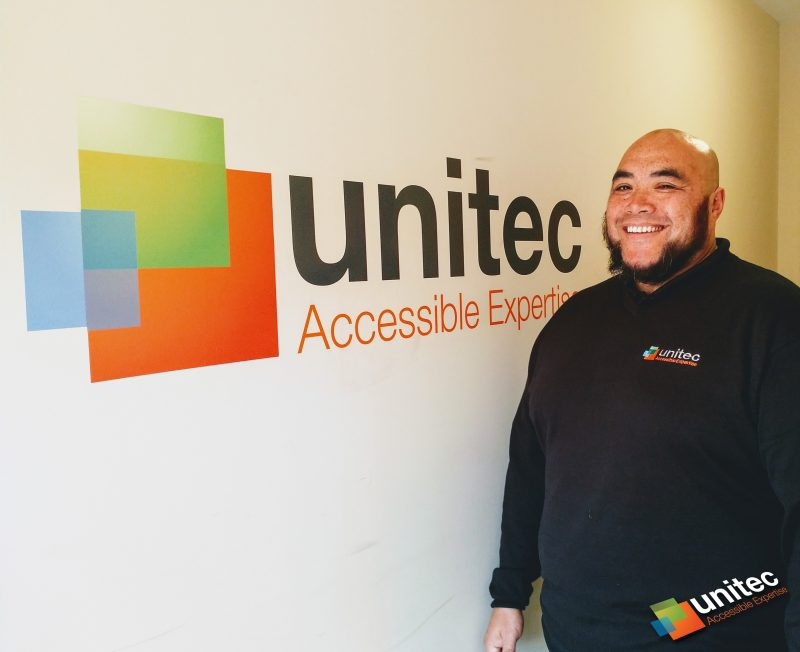 Kenneth IT Projects Engineer for Unitec