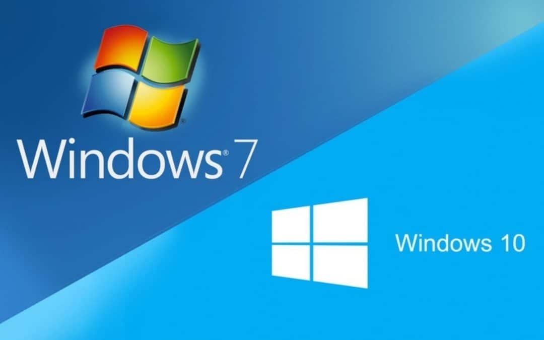 Windows 7 end of life   Unitec