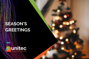 Season's Greetings from Unitec