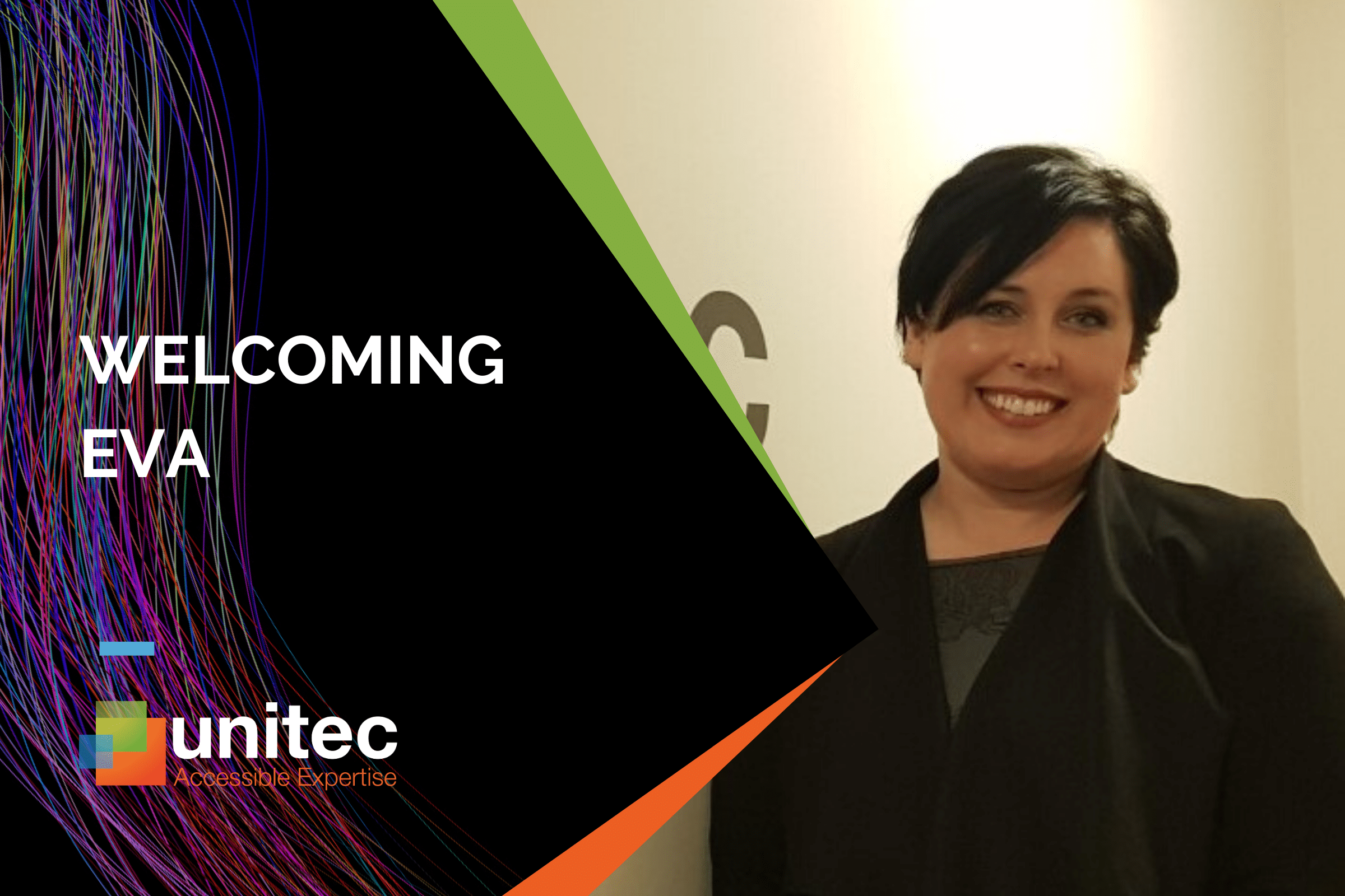 Welcoming Eva Hartigan to the Unitec Team