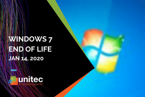 Windows 7 End of Life - January 14, 2020
