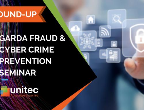 Fraud & Cyber Crime Prevention – Roundup of Garda Seminar