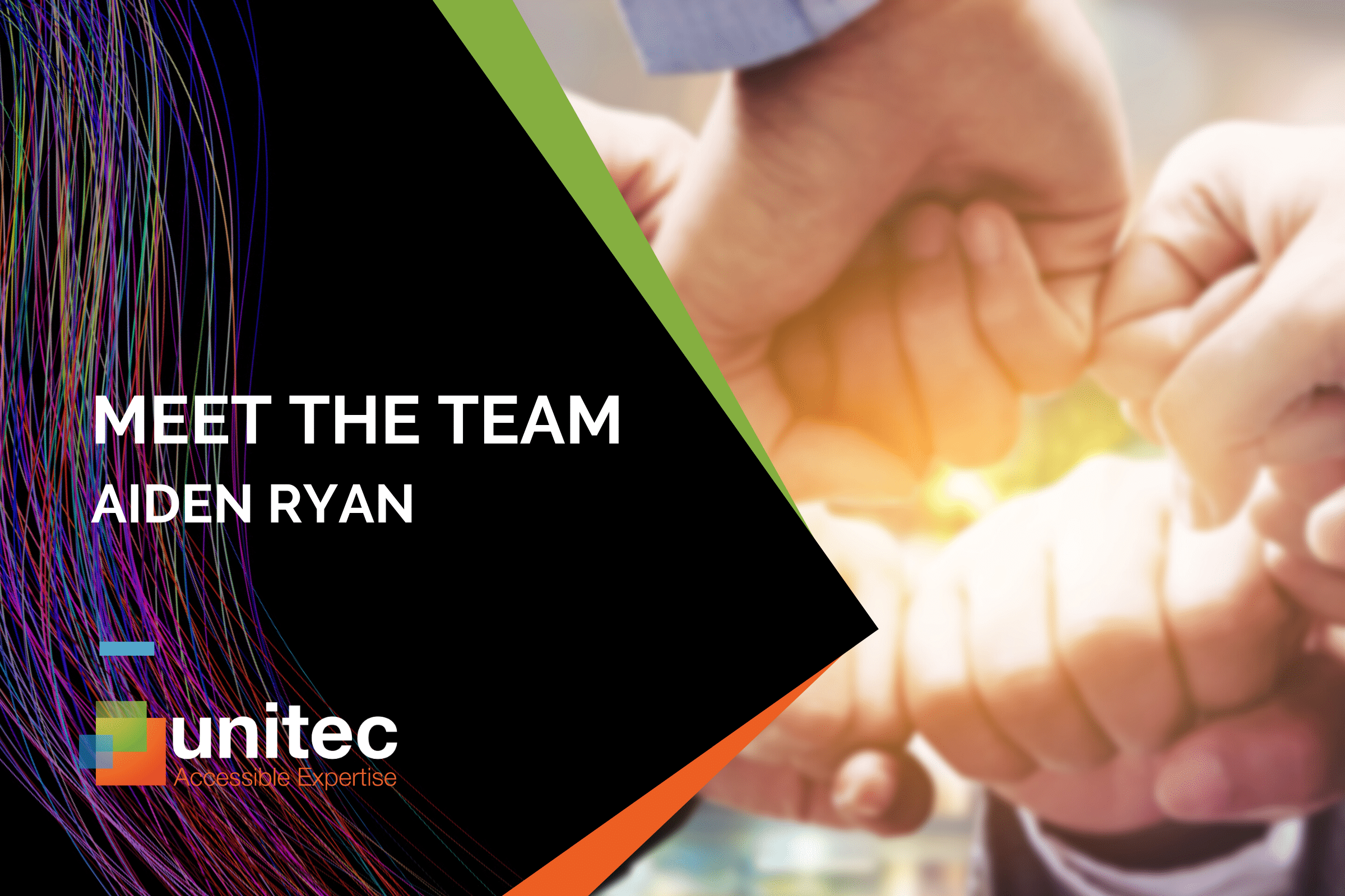 Meet Unitec's Aiden Ryan, Technical Director