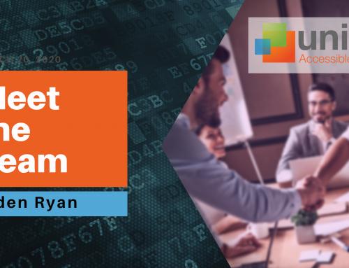 Meet the Team – Aiden Ryan