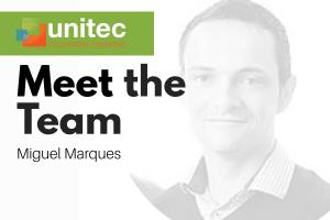 Meet Unitec's Team - Miguel, Sales Director