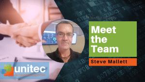 Meet the Team - Steve Mallett
