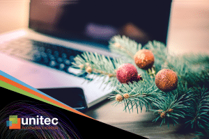 Happy Holidays from Unitec IT Solutions