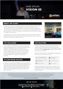 Unitec MSP Case Study - VisionID