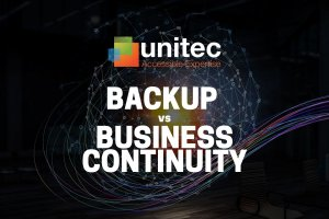 Backup vs Business Continuity - what's the difference?