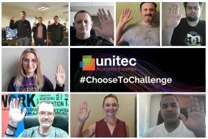 We #ChooseToChallenge for #IWD2021